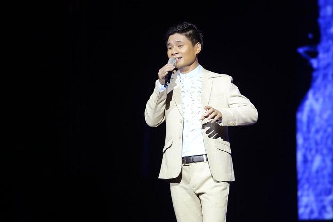 Tối qua, Tấn Minh hát lại Nỗi nhớ mùa đông mà khán giả đặc biệt yêu thích.