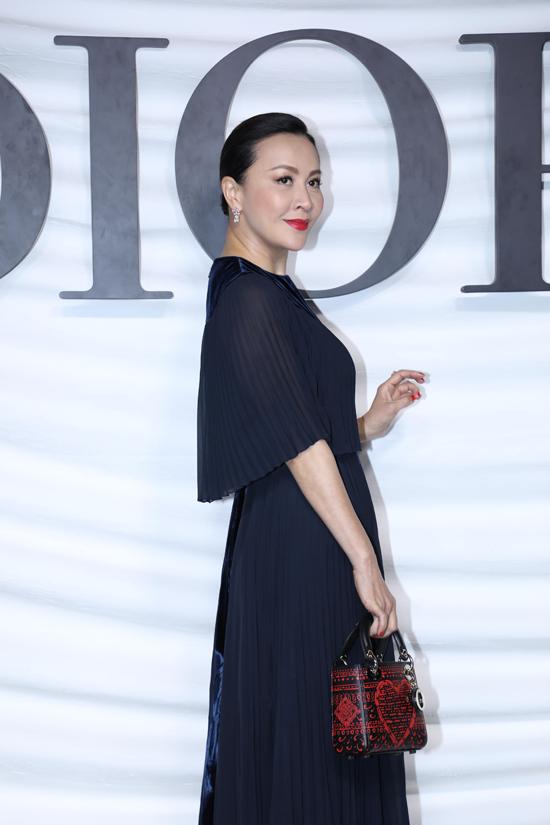 Bà xã Lương Triều Vỹ - diễn viên Lưu Gia Linh.