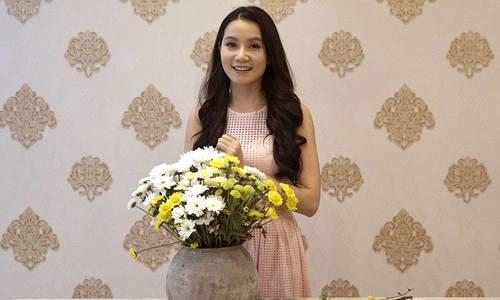 Lương Giang gợi ý 3 cách cắm hoa đơn giản cho gia đình