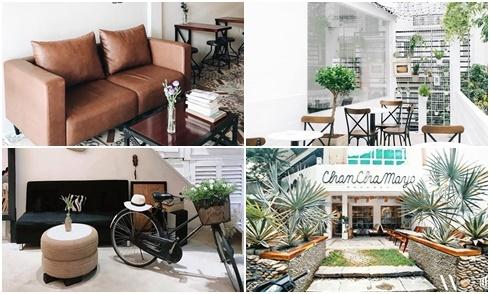 Bốn quán cà phê mới nổi dành cho 'team sống ảo' ở Sài Gòn