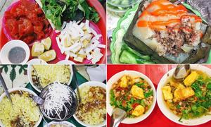 Những món ăn ở Hà Nội cứ giao mùa là nhớ quay quắt