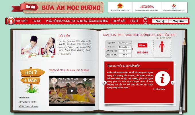Hà Tĩnh sẽ triển khai thực đơn chuẩn cho học sinh tiểu học bán trú