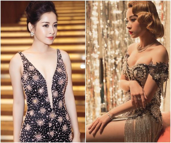 Hình ảnh trưởng thành, quyến rũ của Chi Pu trong MV mới cũng khiến nhiều khán giả đặt câu hỏi liệu có phải người đẹp đã trùng tu vòng một.