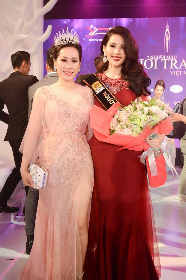 Người đẹp đánh giá cao sắc đẹp và tài năng của quán quân Nguyễn Thị Lệ Nam và hoàn toàn đồng ý với kết quả chung cuộc.