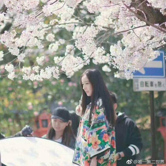 Dương Mịch không tới thảmđỏ Youku vìốm, nhưng vài ngày trướcđó côở Nhật chụp hình tạp chí.