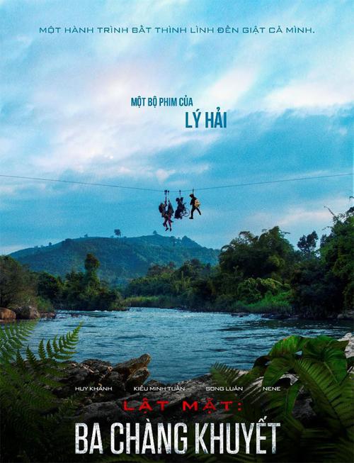Ba phim Việt cạnh tranh với bom tấn Avengers vào tháng 4 - 7