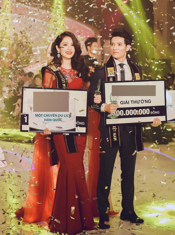 Nam Anh giành giải nhất hạng mục dành cho nữ người mẫu còn thí sinh Nguyễn Sỹ Hưng chiến thắng trong cuộc đua tranh với các nam đồng nghiệp. Phần thưởng cho mỗi quán quân là 300 triệu đồng tiền mặt và một chuyến du lịch Hàn Quốc.
