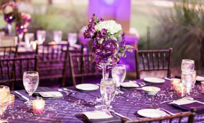 Nhẫn cưới ngọc trai, tổ chức tiệc trong nhà kính: Đây mới là mốt của 2018