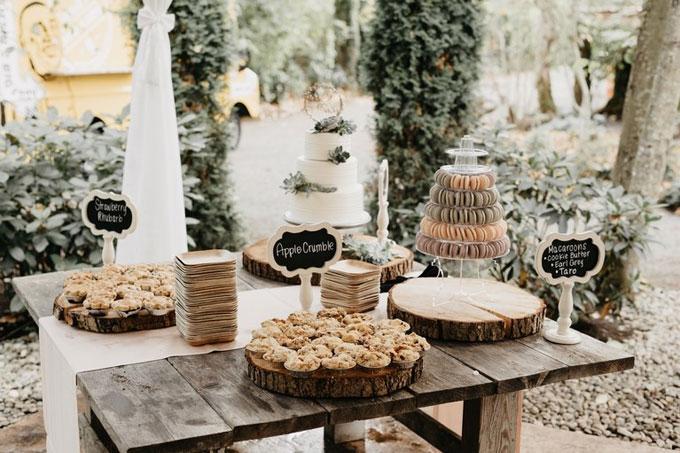 Nhẫn cưới ngọc trai, tổ chức tiệc trong nhà kính: Đây mới là mốt của 2018 - 1