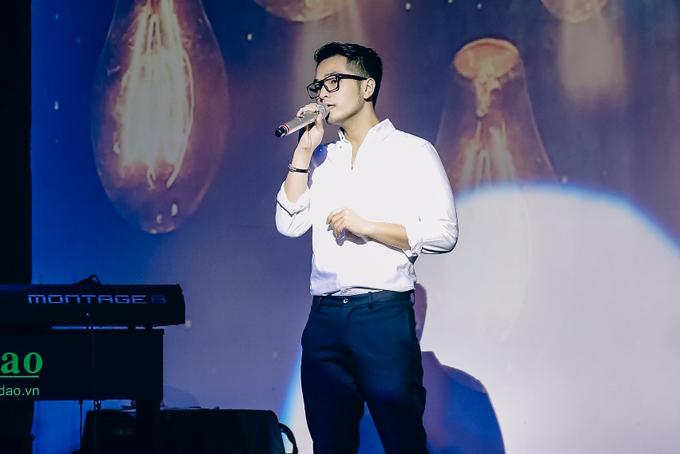 Mr. Đàm tự đến hát ủng hộ nạn nhân vụ cháy chung cư mà không cần được mời