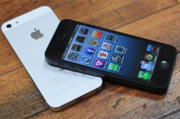 Pin iPhone 5 không được kiểm tra sức khỏe khi cập nhật iOS 11.3