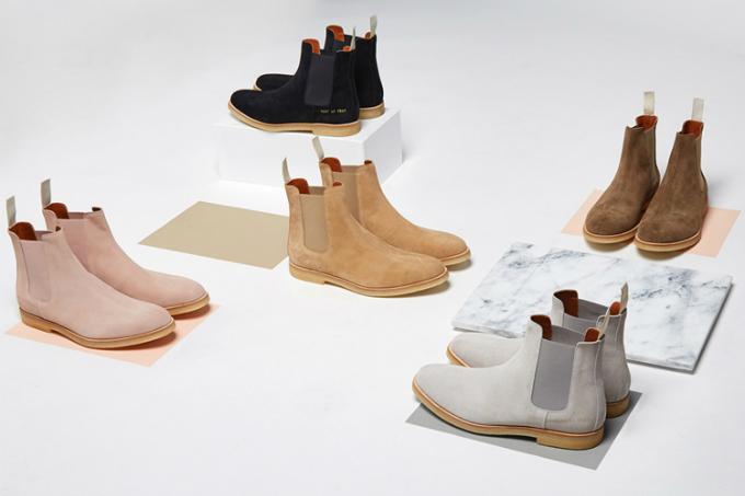 Commen Projects với triết lý để những đôi giày tự khẳng định giá trị