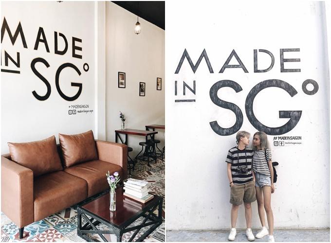 Bốn quán cà phê mới nổi dành cho team sống ảo ở Sài Gòn - 1