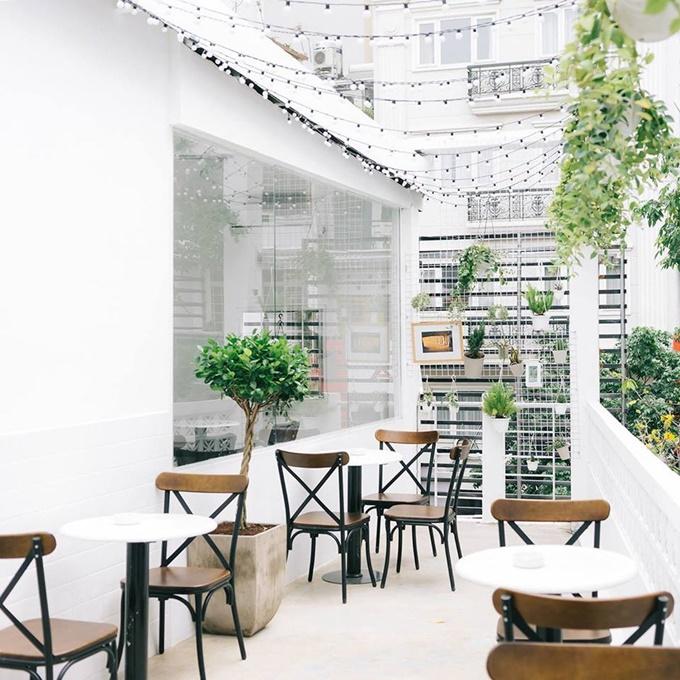 Bốn quán cà phê mới nổi dành cho team sống ảo ở Sài Gòn