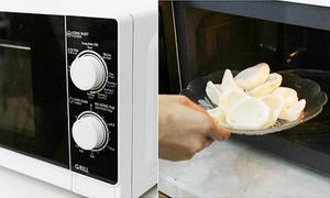 Cách chiên bánh phồng tôm không dùng dầu