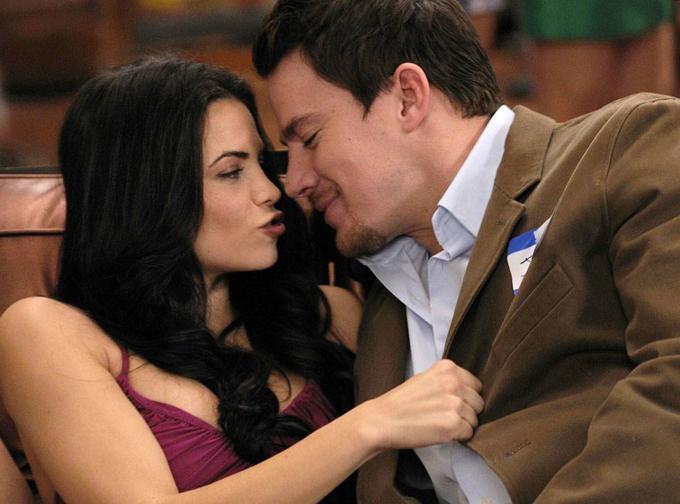 Năm 2011, vợ chồng Tatum tái hợp màn ảnh với bộ phim tình cảm 10 Years.
