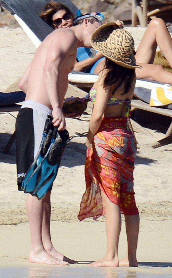 Trong lúc sự nghiệp diễn xuất của Channing Tatum ngày càng thành công và bận rộn, anh vẫn luôn dành thời gian đi nghỉ cùng vợ để hâm nóng tình yêu.