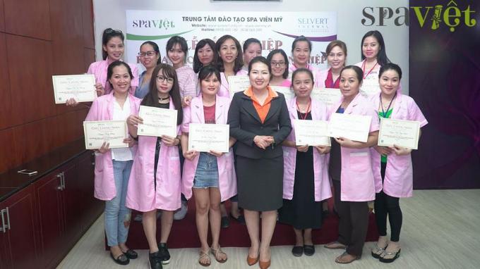 Trung tâm Đào tạo Spa Việt - chắp cánh ước mơ cho bạn.
