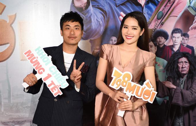Ngoài ca hát, Nam Em còn tích cực đóng phim. Bộ phim do Nam Em đóng vai chính mang tên 798Mười nhận được sự hưởng ứng lớn từ khán giả trong dịp Tết 2018.