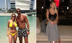 Bạn gái ngày càng thân thiết với con riêng của Rio Ferdinand