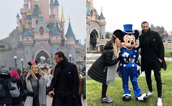 Nửa năm trở lại đây, Ferdinand thường xuyên đăng ảnh có mặt Kate trong các chuyến đi chơi chung gia đình hoặc riêng lẻ.