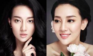 3 kiểu trang điểm phủ sương Hàn Quốc cho cô dâu mùa hè