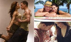 Vợ chồng Channing Tatum từng có tình yêu nồng cháy suốt 12 năm