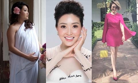 Bà mẹ ba con Hà Nội tiết lộ bí quyết giảm 25 kg sau sinh