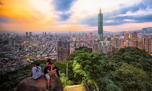 Núi Voi - điểm lý tưởng ngắm toàn cảnh Đài Bắc