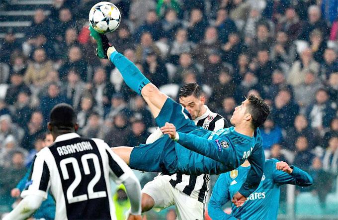 Loạt kỷ lục khó tin của C. Ronaldo ở Champions League