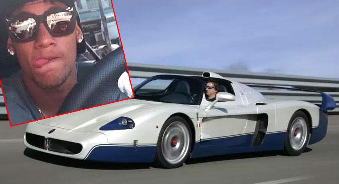 Maserati MC12 chỉ được sản xuất 50 chiếc trên toàn thế giới. Ảnh: NS.