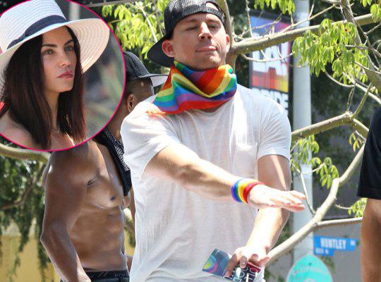 Channing Tatum 'buồn chán với cuộc sống hôn nhân và thích tìm thú vui bên ngoài'