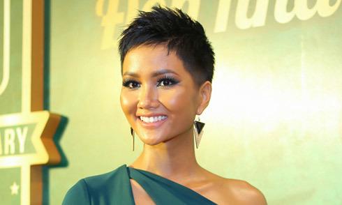 H'Hen Niê giảm 3 kg sau gần 3 tháng đăng quang Hoa hậu