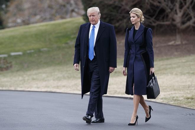 Đế chế thời trang của Ivanka Trump - 1