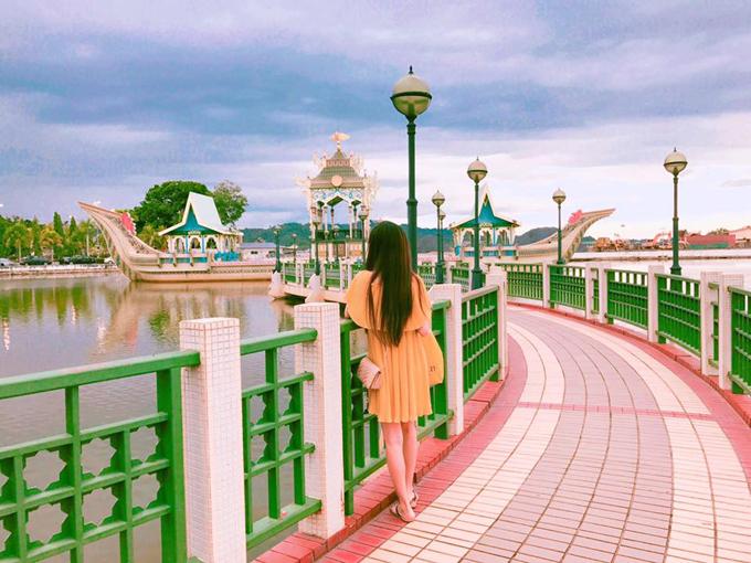 Chuyến đi Brunei 6 triệu đồng của cô gái Sài Gòn - 2