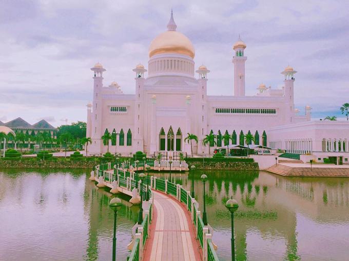 Chuyến đi Brunei 6 triệu đồng của cô gái Sài Gòn - 4