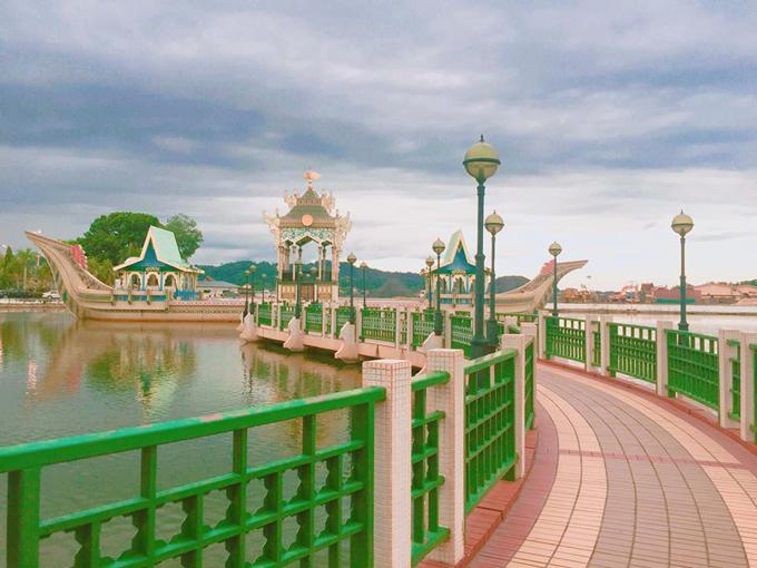 Chuyến đi Brunei 6 triệu đồng của cô gái Sài Gòn - 7