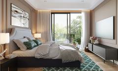 Căn hộ hai phòng ngủ tại Hà Nội giá từ 790 triệu đồng