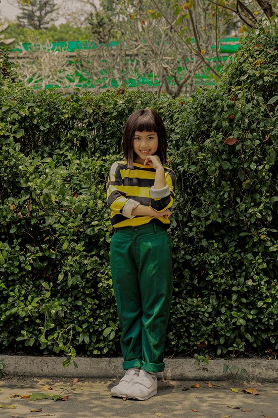 Mẫu nhí diện trang phục theo phim Tháng năm rực rỡ - 7