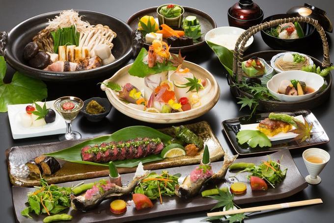 8 nguyên tắc ăn uống giúp người Nhật có cuộc sống khỏe mạnh