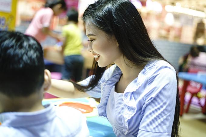 Đối với Lê Lộc, được nhìn những người thân trong gia đình mạnh khỏe, vui vẻ là niềm hạnh phúc lớn nhất.
