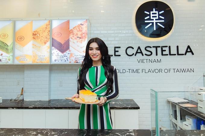 Le Castella Việt Nam chi nhánh Hà Nội giảm 30% ba vị bánh mới