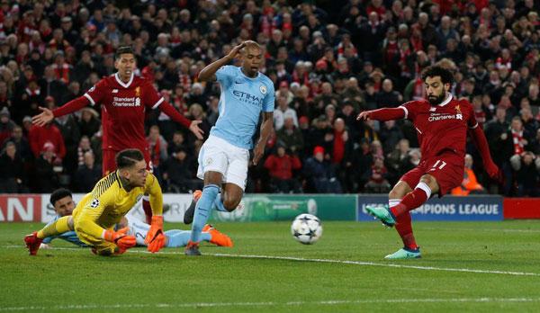 Salah là người mở tỷ số ở phút 12 và cũng góp công lớn vào bàn thắng thứ ba của Sadio Mane với đường chuyền dọn cỗ.