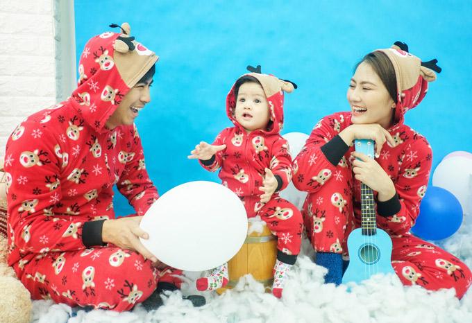Gia đình Ngọc Lan - Thanh Bình hào hứng nhận lời tham gia show thực tế nói về trẻ em. Chương trình này được Việt hóa từ phiên bản Oh! My baby rất ăn khách tại Hàn Quốc.