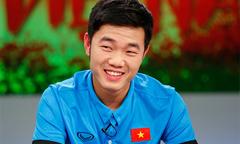 Xuân Trường chia sẻ cảm nghĩ về Quang Hải, Đình Trọng và Đức Huy