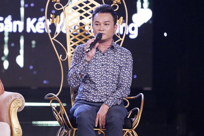Host là nghệ sĩ Hữu Quốc.
