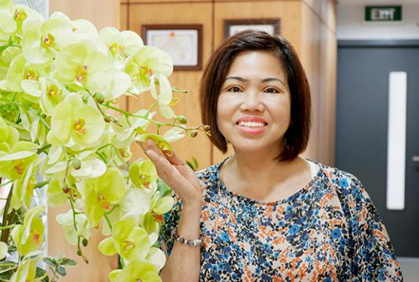 Nữ Việt kiều thay đổi ngoạn mục sau phẫu thuật cắt mí