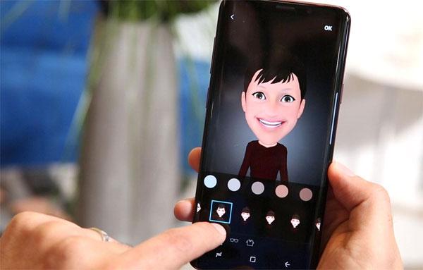 AR Emoji trên Galaxy S9 và xu hướng giao tiếp bằng hình ảnh