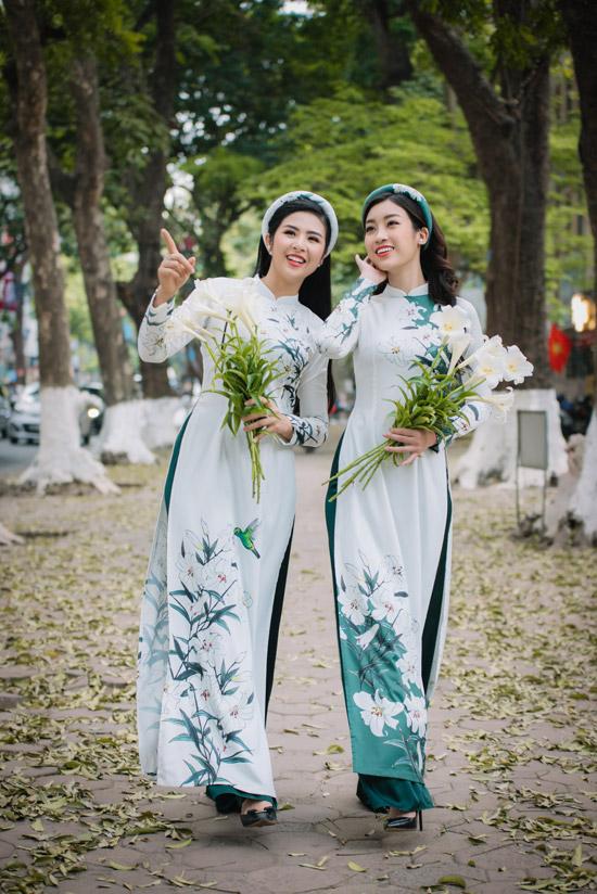 Đỗ Mỹ Linh làm nàng thơ của Ngọc Hân trong bộ sưu tập áo dài - 3