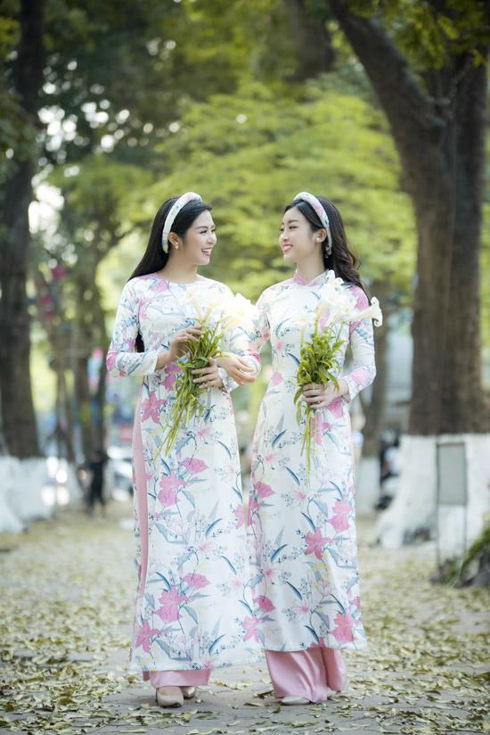 Đỗ Mỹ Linh làm nàng thơ của Ngọc Hân trong bộ sưu tập áo dài - 4